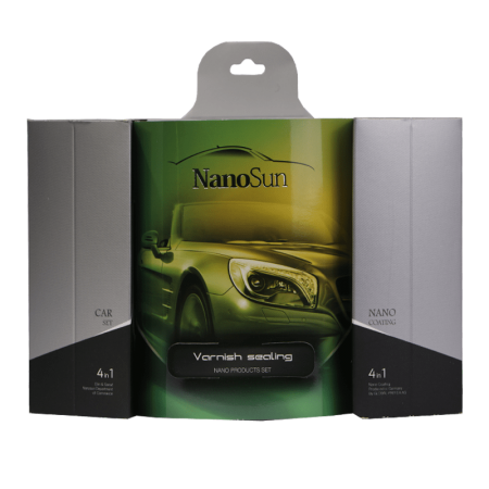 Nanosun Official Website